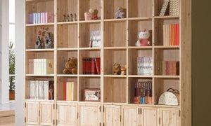 퍼스웰 공부방꾸미기 삼나무원목 책상/책장 전상품 특가구성 상품평 사은품
