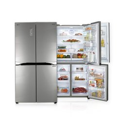 LG전자 여자마음 그대로 양문형냉장고