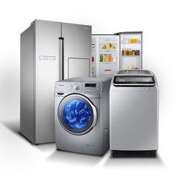 삼성 S'골드러시 냉장고&세탁기 상품제안전 프리미엄 라이프~