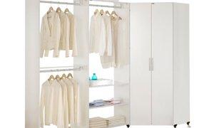 [에든가구]당신을 빛나게 해줄 맞춤 드레스룸
