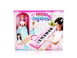 매력만점 핑크 피아노