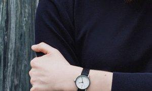 [VOID WATCHES 보이드] 스웨덴 디자이너의 감각을 손목에 옮겨놓은 보이드 워치