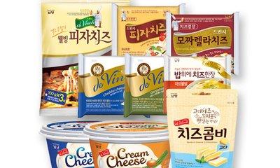 남양 드빈치 치즈 다양한 구성과 맛 슬라이스 외 8종 맛있는 치즈 간식