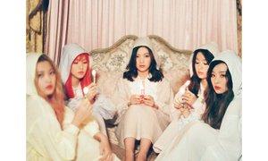 RED VELVET The Velvet 두번째 미니앨범 3월 16일 발매!
