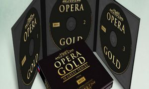 OPERA 50 GREAT TRACKS 오페라 골드 3 CD