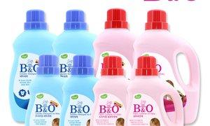 베이비오가닉 유아섬유유연제/세탁세제
