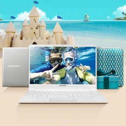 삼성전자 피씨  썸머 아카데미 삼성 노트북9 메탈 해당모델  아트컬렉션 파우치 증정