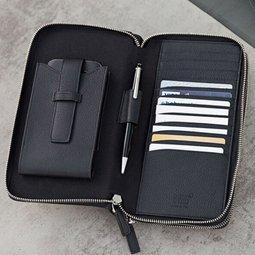 몽블랑 여행의 동반자 가방 구매시 가죽폴리시 증정 전품목 에스머니 5퍼센트 증정