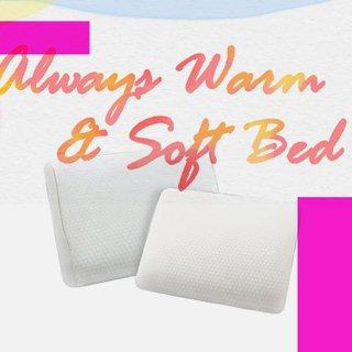 언제나 포근하고 따뜻한 잠자리
