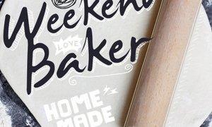 Weekend Baker - 홈베이킹 도전하기