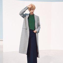 뮤즈 고준희 나인 그녀가 제안하는 가을겨울 패션 최대 7퍼센트 쿠폰혜택