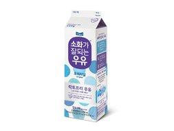 소화가잘되는우유