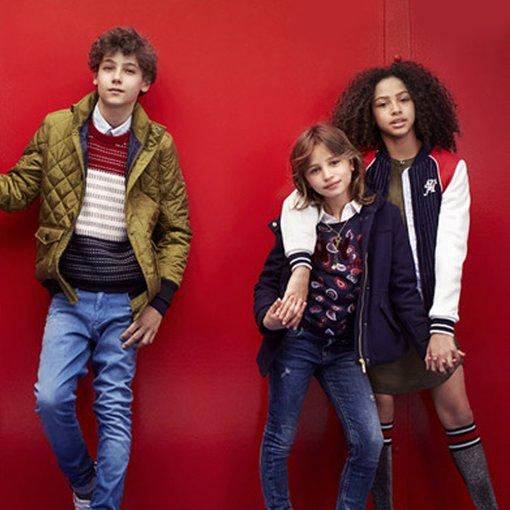 멋스러운 스타일 타미힐피거칠드런 신상품 가격혜택 가을겨울 패션 추가쿠폰