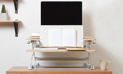 서서 일하는 책상 렌데스크 삶의 패러다임을 바꿔보세요~