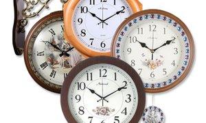 [하이아트]우드벽시계&디지탈시계 행사 기획전