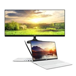 졸업 입학 아카데미 신학기 지금 이순간 최신상 LG 그램 인기 모니터 노트북 한자리에