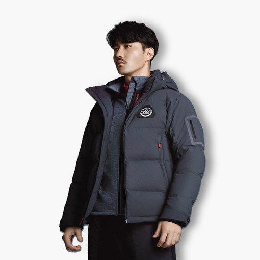 겨울 골프웨어 제이디엑스 한겨울 맞춤 라이프스타일 컬러로 스포츠를 디자인하다