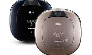 스마트인버터모터 LG 로보킹 새로운스마트기능. 더 똑똑한 청소