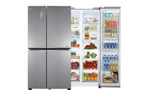 LG전자 양문형냉장고 냉장고 신모델 냉장고 추천