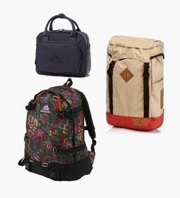 그레고리 하이시에라 가벼운 여행과 나들이 봄맞이 가방 모음전