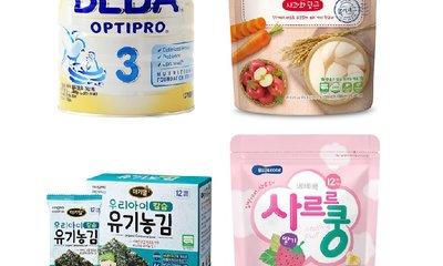 유아식품 맘키즈 5/15일 까지! 최대 50% 할인!