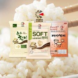 우수특허대상 쌀도 알고먹자 영양현미백미식감