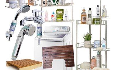 욕실의 모든것 정리&인테리어 욕실용품총정리