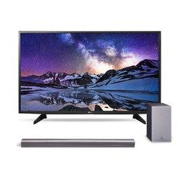 LG전자 TV + 사운드바 세트모델 울트라 TV