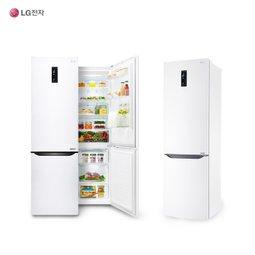 LG 일반냉장고 M327W 상냉장하냉동 신모델출시기념