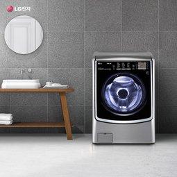 LG TROMM 드럼세탁기 강력하고 깨끗한 세탁!