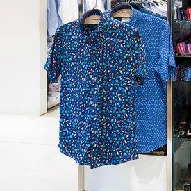 레노마 셔츠