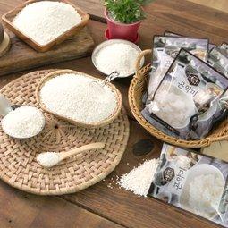 요리연구가 홍신애 건강밥상 곤약쌀 소포장쌀