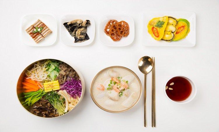 한옥마을 전주비빔밥
