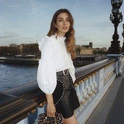 마쥬 17 에프더블유 컬렉션 간절기 가죽자켓 외 가을 신상품 제안