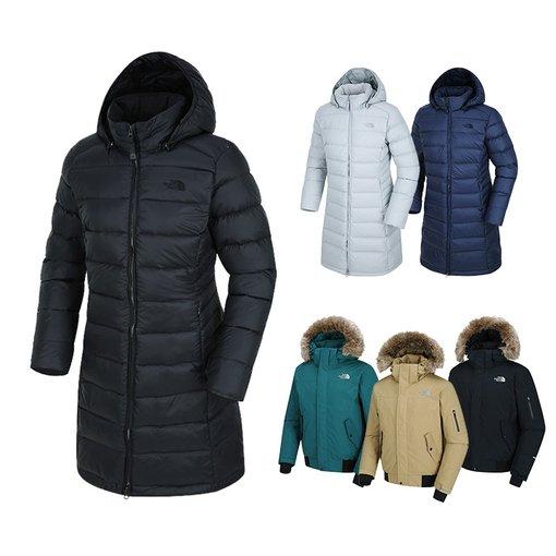 노스페이스 에프더블유 모음 맨투맨 자켓 티셔츠 외 겨울 다운까지 득템