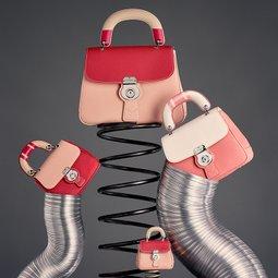 버버리 새로운 여성 가방과 액세서리 컬렉션