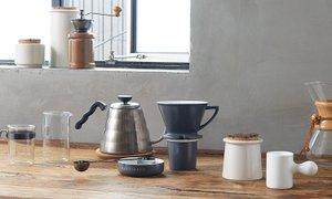 커피가 내린다