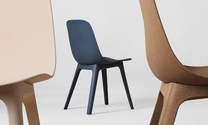 볼트 하나 없는 이케아 의자