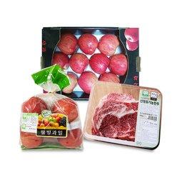 상품권 사수하라 친환경 과일축산 다양한 식품행사