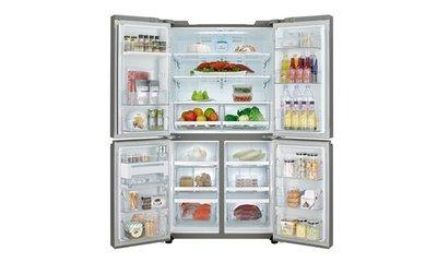 [LG전자] LG DIOS 냉장고의 편리함! 자주 찾는 냉장실을 위로↑ 오래 보관위주 냉동실을 아래로↓