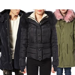 FOR YOUR WINTER 추운날씨에도 스타일지수 UP! 12% COUPON