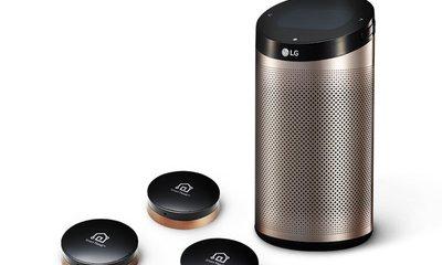 LG AI 씽큐 허브&센서 스마트 가전으로 업그레이드!