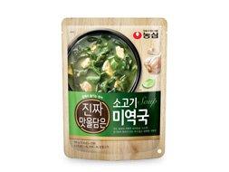2개 구매 시 10%할인 진짜 맛을 담은 농심 국탕