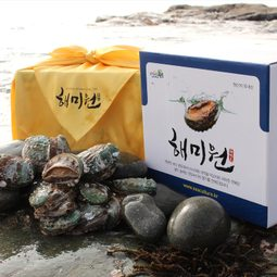 힘이 불끈 전복 선물세트 품격있는 전복 해미원