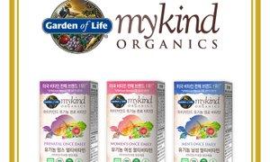 자연그대로의 유기농 비타민 마이카인드