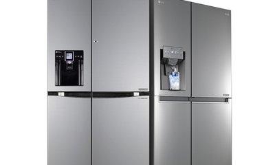 LG DIOS 정수기냉장고 냉장고와 정수기가 하나로!