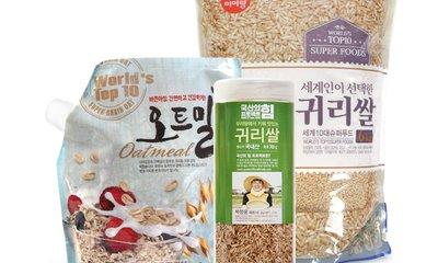 두보식품 귀리쌀&오트밀 기획전