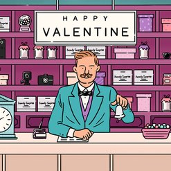 Happy Valentine 남자 선물 모음 환영받는 선물