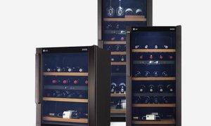 와인에 감성을 더하다, LG DIOS 와인셀러