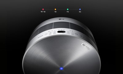 LG전자  AS122VDS 공기청정기 기획전